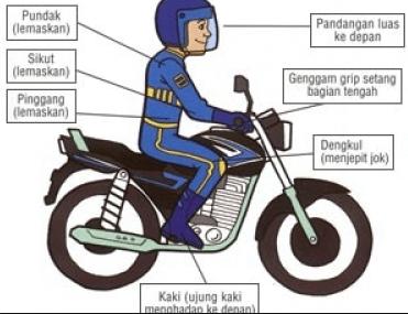 Rental Motor Malang - Tips Aman Berkendara Motor