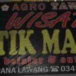 Wisata dan Edukasi Agro Tawon Rimba Raya