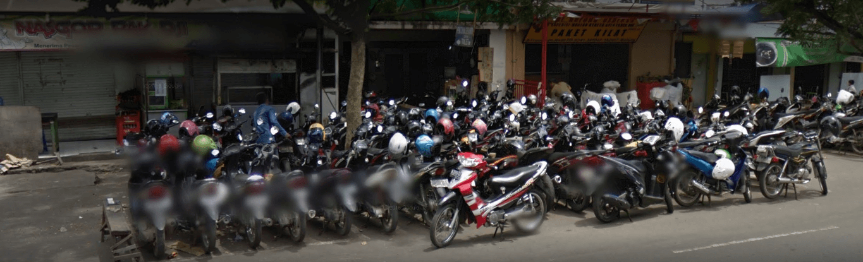 Rental Motor Dekat Stasiun Malang