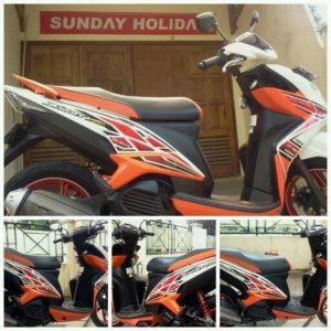 Sunday Holiday Rental Motor Malang - XEON RC
